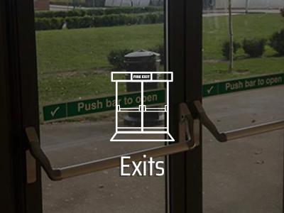 SDG UK Supply And Install Building Exits